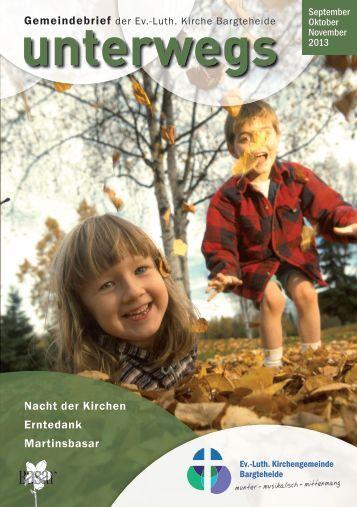 Gemeindebrief - Herzlich willkommen auf indekark.de