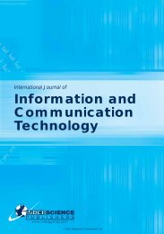Journal information in easy print format (PDF) - Inderscience ...