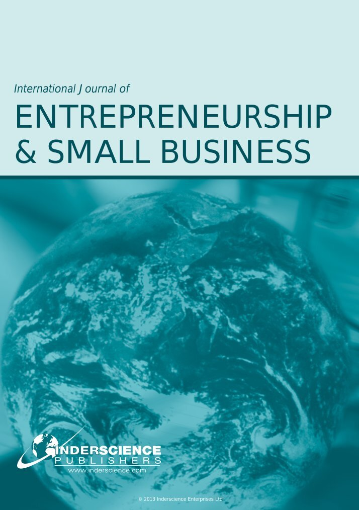 journal of small business and enterprise Welcome to international journal of small and medium enterprises and business sustainability the journal is published by the center for industry, sme and business competition studies, university of trisakti, jakarta, indonesia, in collaboration with the university of social sciences.