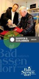 Shoppen & Schlemmen - Bad Sassendorf