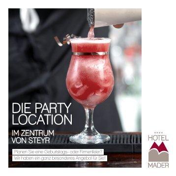 DIE PARTY LOCATION