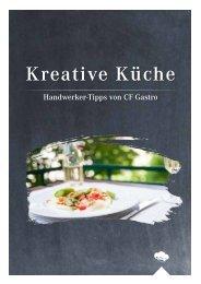 Kreative Küche - CF Gastro