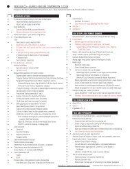 indesign cs—quark 6 feature comparison 1/15/04 - InDesign User ...