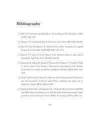 Bibliography - Shodhganga