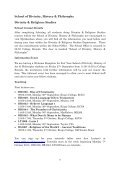 Level 1 (1st year) Timetable 2013/14 - University of Aberdeen - Page 7