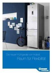 Raum für Flexibilität - Indesit