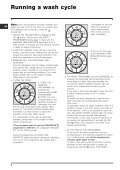 Instructions for use - Indesit - Page 6