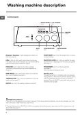 Instructions for use - Indesit - Page 4