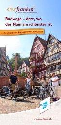 Download Churfranken Radkarte