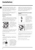 Οδηγίες χρήσης - Indesit - Page 2