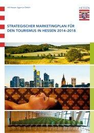 strategischer marketingplan für den tourismus in hessen 2014–2018