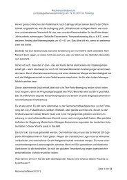 Lesen Sie die gesamte Rede des LBV-Vorsitzenden Ludwig ...