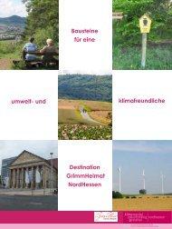 und klimafreundliche Destination GrimmHeimat NordHessen - KOBRA