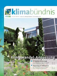 Klimawandel-Anpassung
