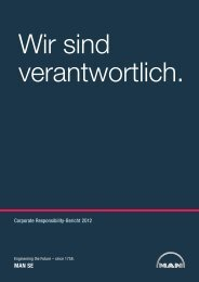 MAN CR-Bericht 2012 deutsch - CSR NEWS