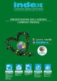 Il cuore verde di - Index S.p.A.