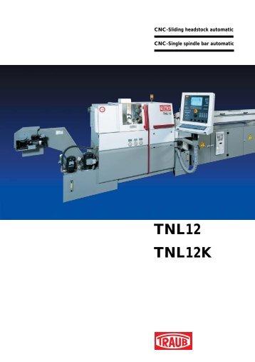 TNL12 / TNL12K [585,43 KB] - INDEX-Werke GmbH & Co. KG Hahn ...