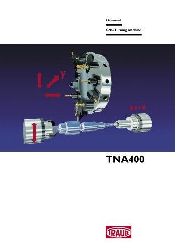 TNA400 [439,85 KB] - INDEX-Werke GmbH & Co. KG Hahn & Tessky