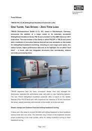 One Turret, Two Drives – Zero Time Loss - INDEX-Werke GmbH ...