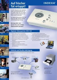 Digitaler Videospeicher DVS-120 Auf frischer Tat ertappt! - Indexa