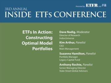 ETFs In Action - IndexUniverse.com