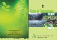 Ministry of Environment & Forests - India Environment Portal