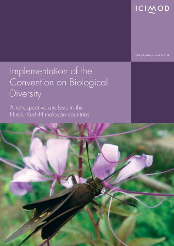 Implementation of the Convention on Biological Diversity