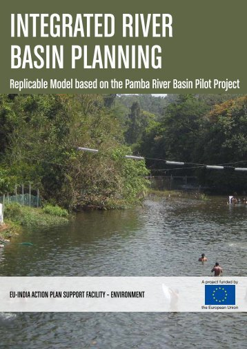 Integrated River Basin Planning – Replicable ... - India Water Portal