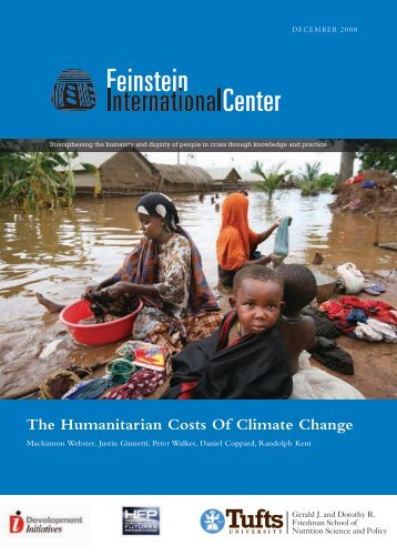 The Humanitarian Costs Of Climate Change - unisdr