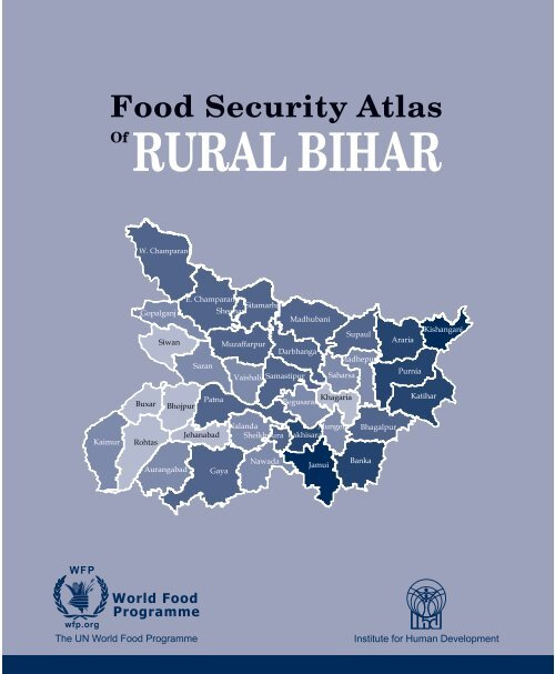 Food Security Atlas of Rural Bihar - WFP Remote Access Secure ...