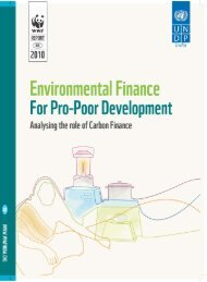 Environmental-Finance-For-Pro-Poor-Development-Analysing-the