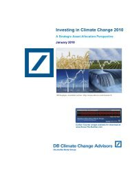 V. Climate Change Investment Markets - India Environment Portal