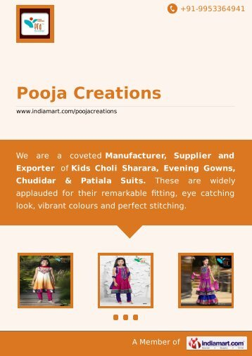 Pooja Creations, Mumbai - Supplier & Manufacturer of ... - IndiaMART