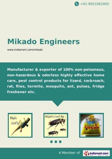 Supplier & Manufacturer of Lizard Repellent ... - IndiaMART