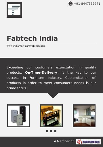 Fabtech India, Navi Mumbai - Supplier & Manufacturer ... - IndiaMART