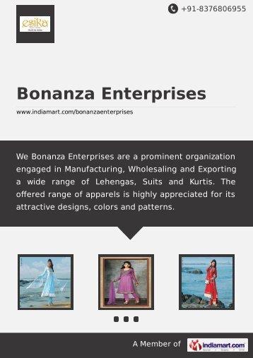 Bonanza Enterprises, Mumbai - Supplier ... - IndiaMART