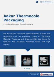 Manufacturer & Wholesaler of Armour Product ... - IndiaMART