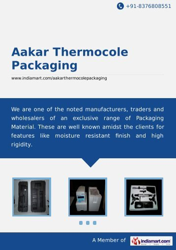 Manufacturer & Wholesaler of Armour Product ... - IndiaMART