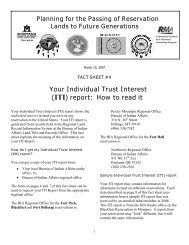 AIPRA Factsheet 4 - Indian Country Extension