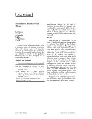 Disseminated Staphylococcal