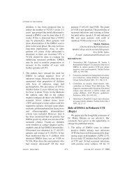 Role of DMSA in pediatric UTI (Reply) - medIND
