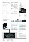 CEOL by Denon The Freedom of Sound - Icecat.biz - Page 2