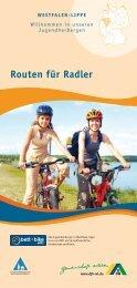 Routen für Radler - DJH
