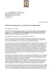 Herrn Bundesminister Dr. Norbert Röttgen Bundesministerium ... - VfW