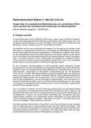 Referentenentwurf [Stand 11. Mai 2011] - MDR