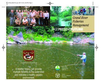 View Brochure (pdf format) - Grand River Conservation Authority