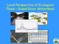 Dwight Boyd - Grand River Conservation Authority