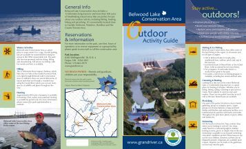 Outdoor - Grand River Conservation Authority