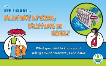 A Kid's Guide to Playing it Safe around Rivers & Dams - Grand River ...