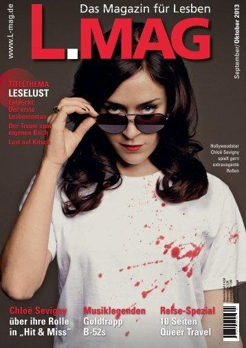 Das Magazin für Lesben - L-Mag